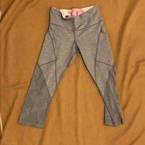 Lululemon reversible leggings